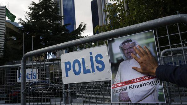 Saudyjski dziennikarz Dżamal Chaszodżdżi - Sputnik Polska