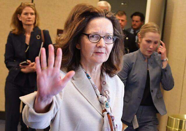 Szefowa CIA Gina Haspel