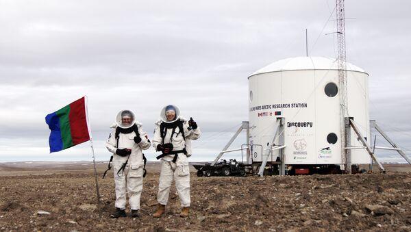 Projektt Mars-160 - Sputnik Polska