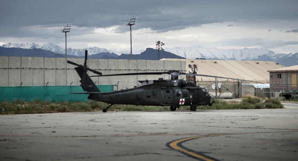 Baza lotnicza Bagram
