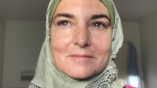 Shuhada' Davitt (Sinead O'Connor) - Sputnik Polska