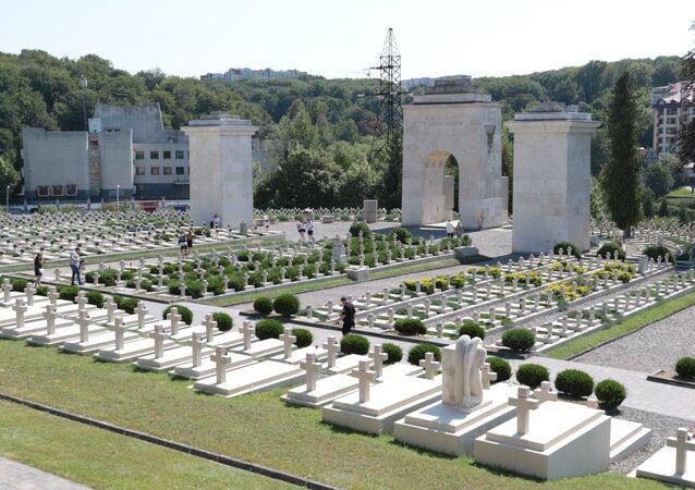 Cmentarz Orląt we Lwowie
