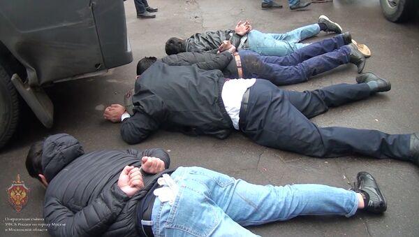 Zatrzymanie terrorystów - Sputnik Polska