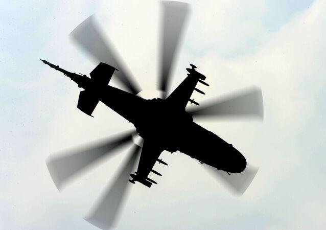 Śmigłowiec wojskowy Ka-52