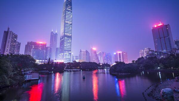 Shenzhen – miasto w południowo-wschodnich Chinach - Sputnik Polska