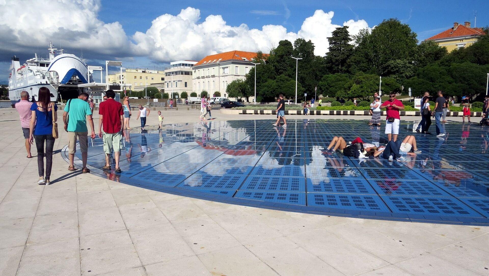 Zadar, Chorwacja - Sputnik Polska, 1920, 14.05.2021