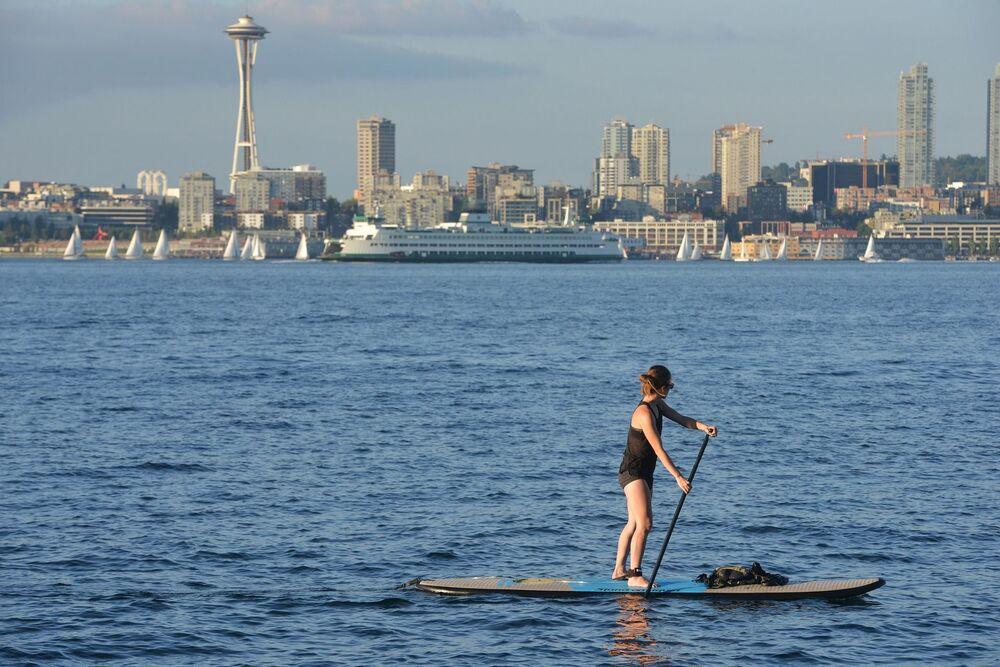 Seattle, miasto w stanie Waszyngton