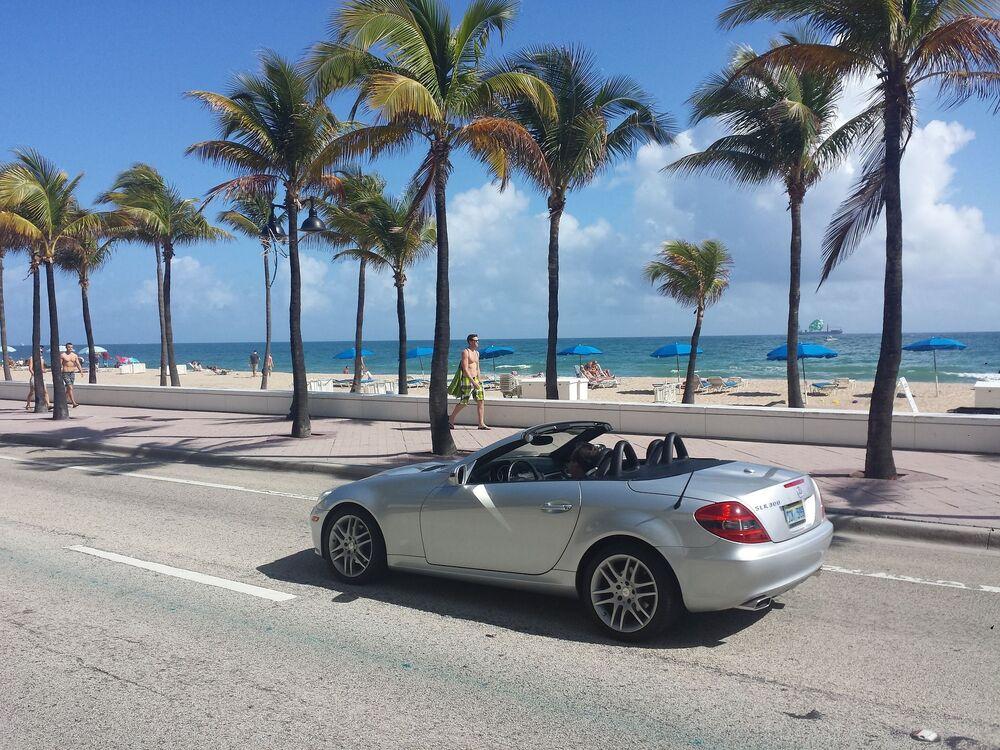 Miami – południowo-wschodnia Floryda, USA