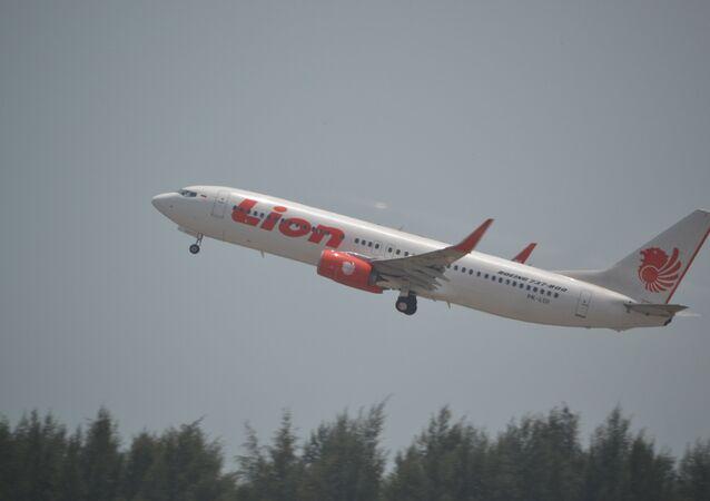 Samolot pasażerski Lion Air