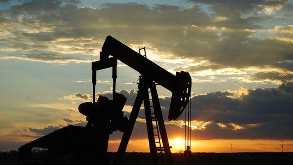 Pompa ropy naftowej - Sputnik Polska