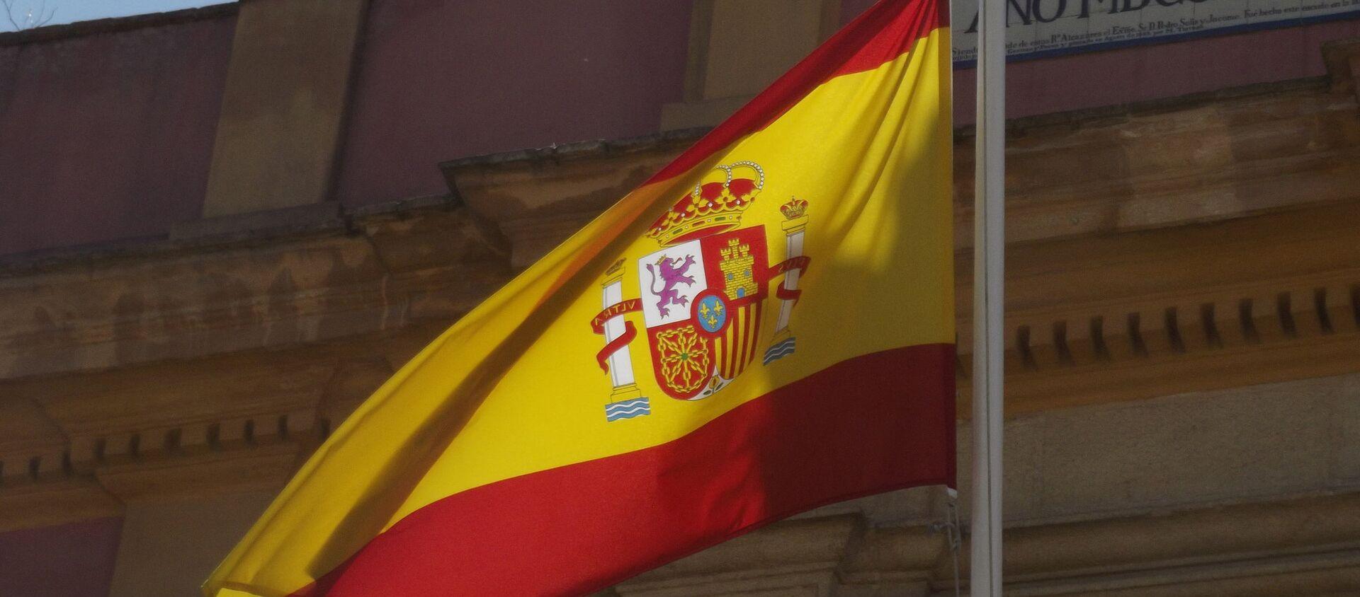 Flaga Hiszpanii - Sputnik Polska, 1920, 30.05.2021