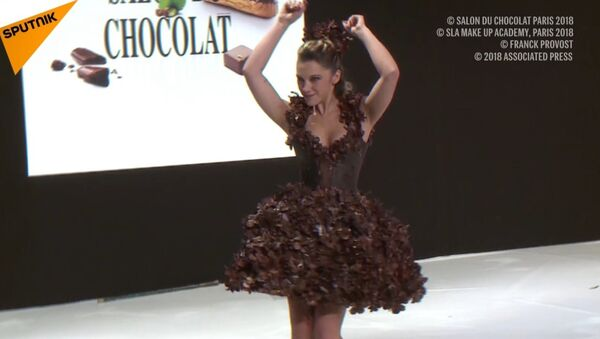 Salon du Chocolat - Sputnik Polska