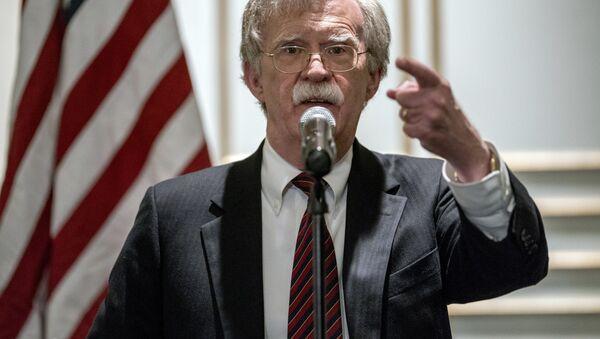 Doradca prezydenta USA ds. bezpieczeństwa narodowego John Bolton - Sputnik Polska