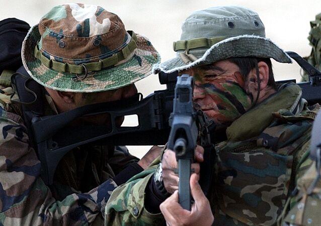 Hiszpańscy marines