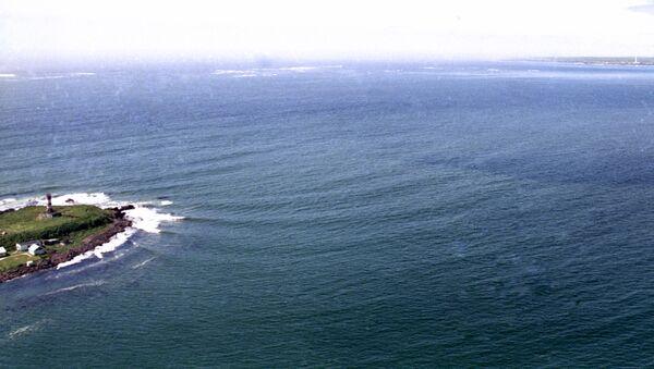 W Japonii zniknęła pod wodą niewielka wyspa w pobliżu Kurylów - Sputnik Polska