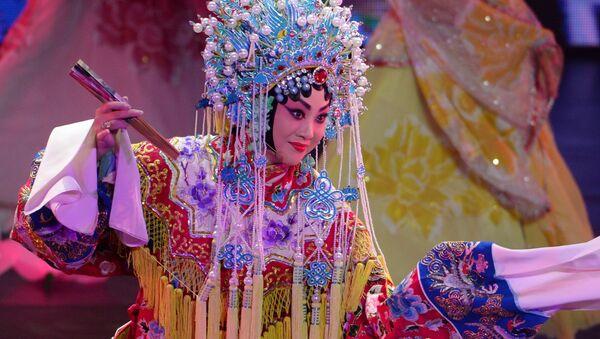 Festiwal kultury chińskiej w Moskwie - Sputnik Polska