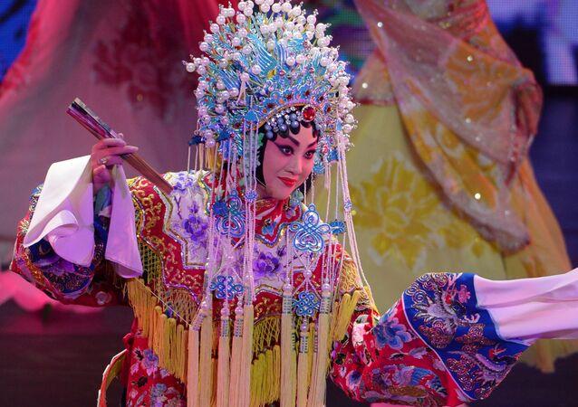 Festiwal kultury chińskiej w Moskwie