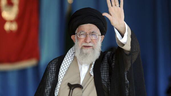 Ali Chamenei - Sputnik Polska