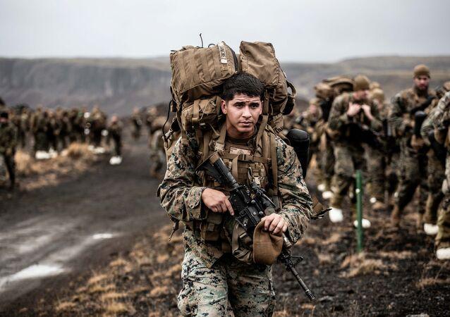 Manewry NATO Trident