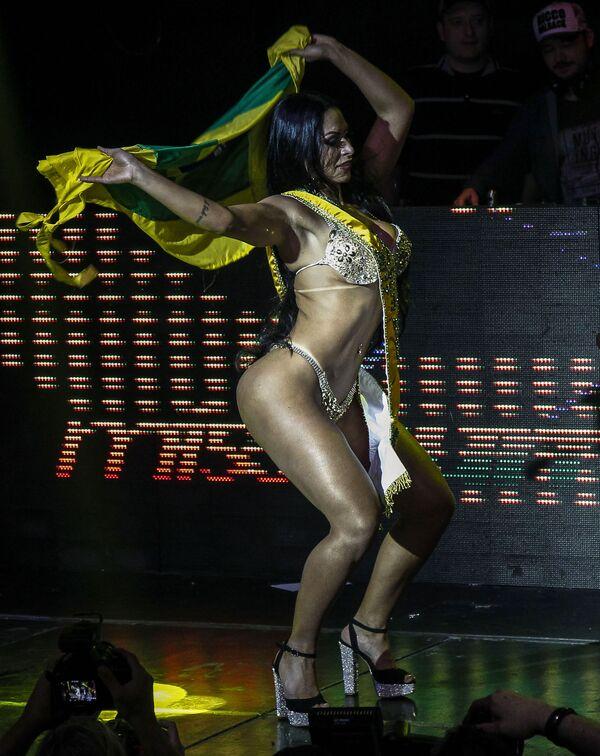 Zwyciężczyni konkursu Miss BumBum 2018 w Brazylii - Sputnik Polska