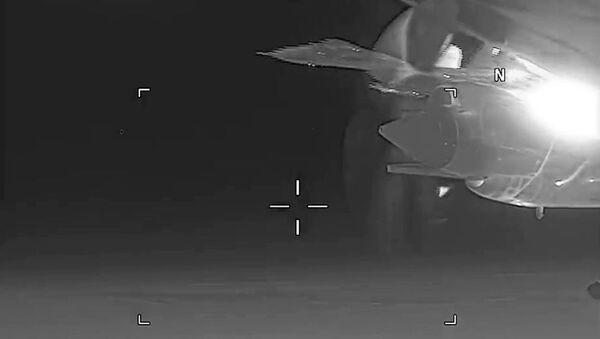 Operacja przechwycenia amerykańskiego samolotu EP-3 Aries przez rosyjski Su-27 - Sputnik Polska