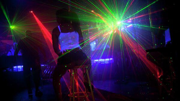 Klub nocny - Sputnik Polska