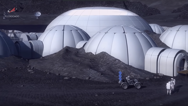 Rosyjskie plany bazy na Księżycu - Sputnik Polska