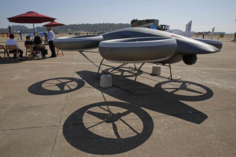 Dron AVIC's A-Hawk II