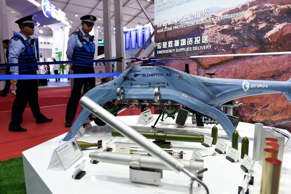 Dron BLOWFISH A2