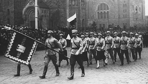 Legion Młodych, 1933 rok - Sputnik Polska
