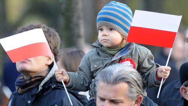 Obchody Dnia Niepodległości w Warszawie - Sputnik Polska