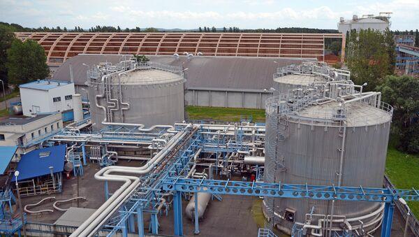 Terminal gazowy w Świnoujściu  - Sputnik Polska