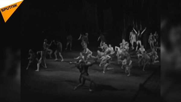 Teatr Michajłowski Opery i Baletu - Sputnik Polska
