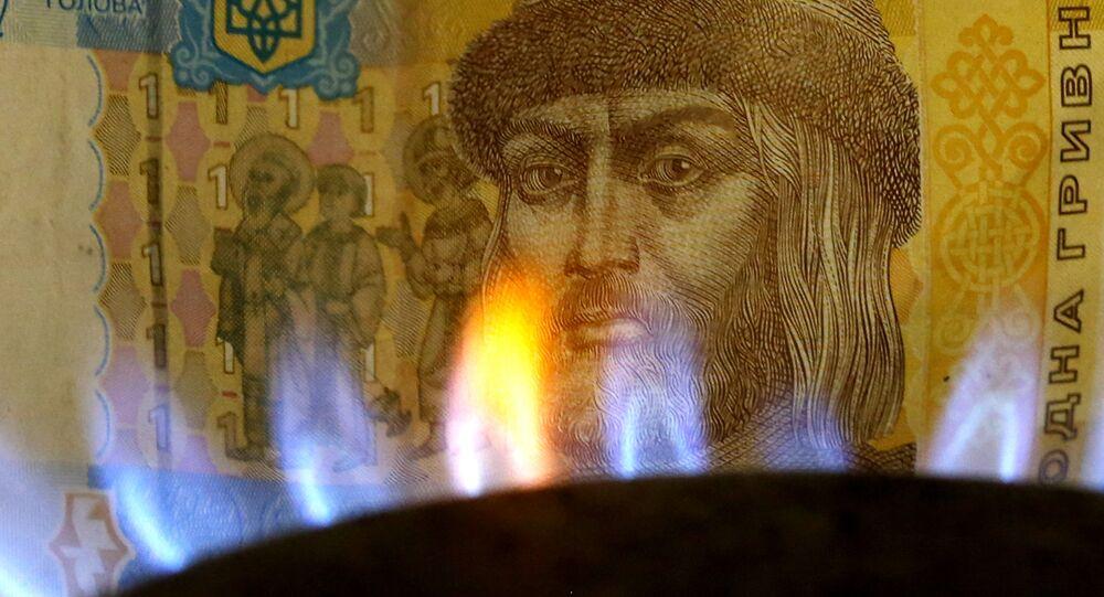Banknot w ogniu