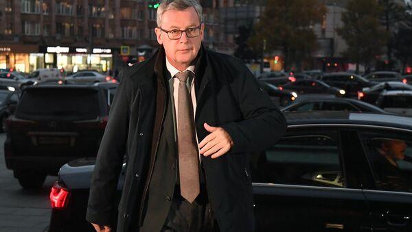 Ambasador Austrii w Moskwie Johannes Eigner - Sputnik Polska