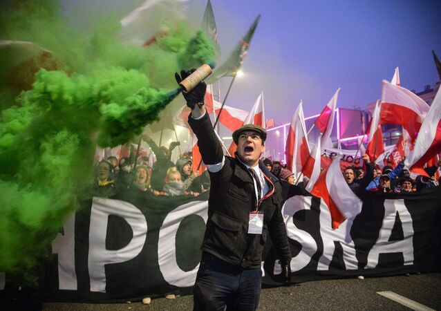 Marsz z okazji 100-lecia niepodległości Polski