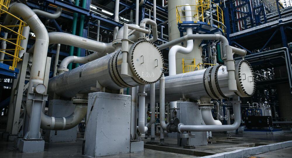 Moskiewska rafineria ropy naftowej