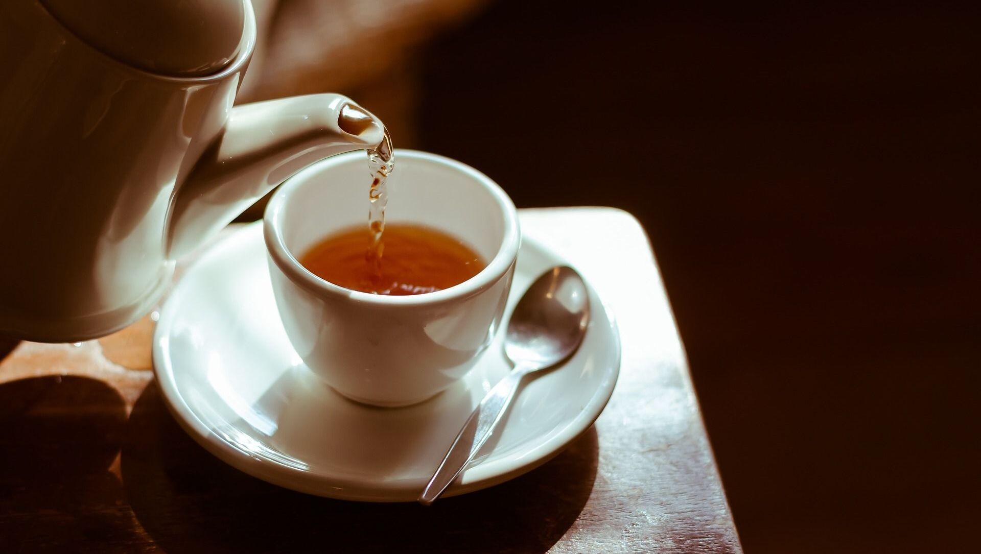 Filiżanka herbaty - Sputnik Polska, 1920, 22.05.2021
