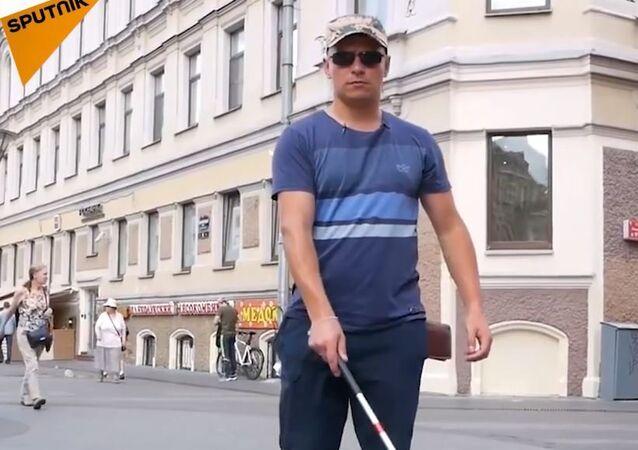 Osoba niewidoma