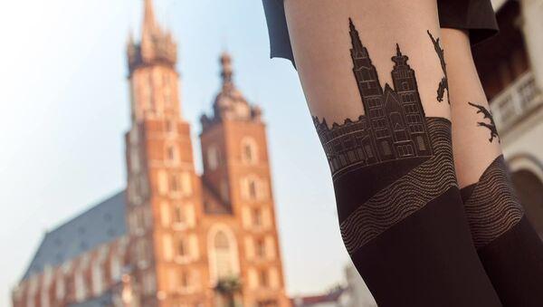 Rajtuzy Krakowskie - Sputnik Polska