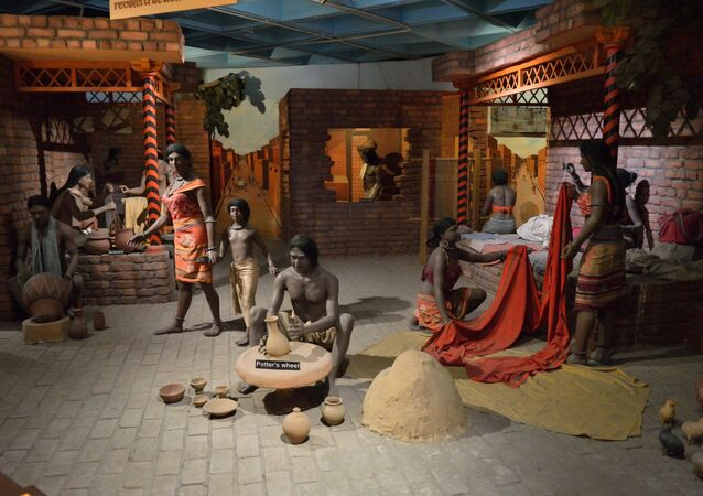 Rekonstrukcja życia i bytu cywilizacji doliny Indusu