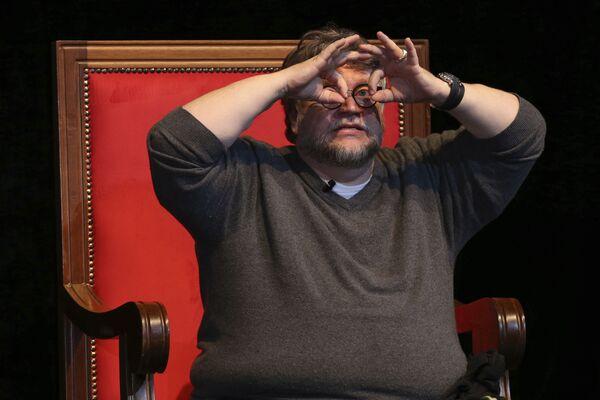 Reżyser Guillermo del Toro - Sputnik Polska