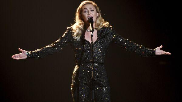 Piosenkarka Miley Cyrus - Sputnik Polska