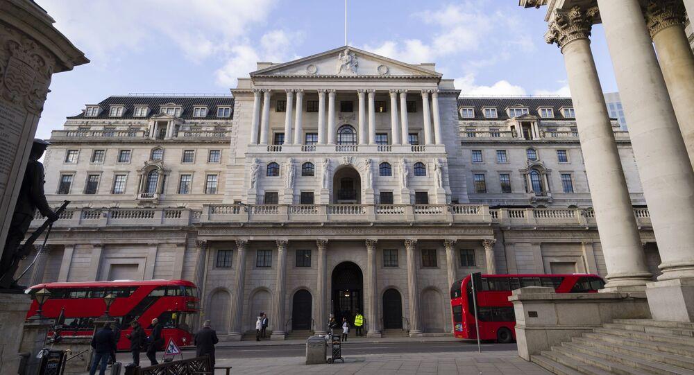 Bank Anglii w Londynie