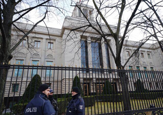 Ambasada Federacji Rosyjskiej w Berlinie