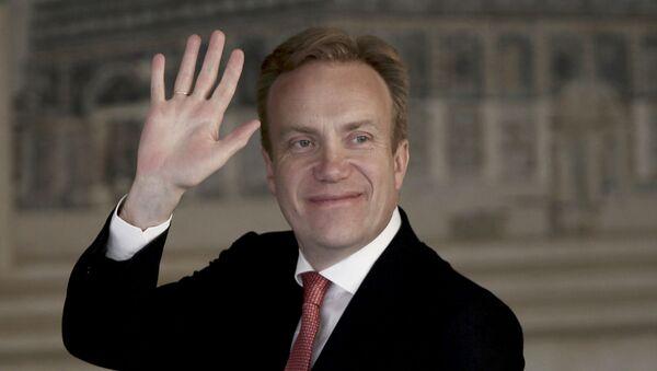 Minister spraw zagranicznych Norwegii Børge Brende - Sputnik Polska