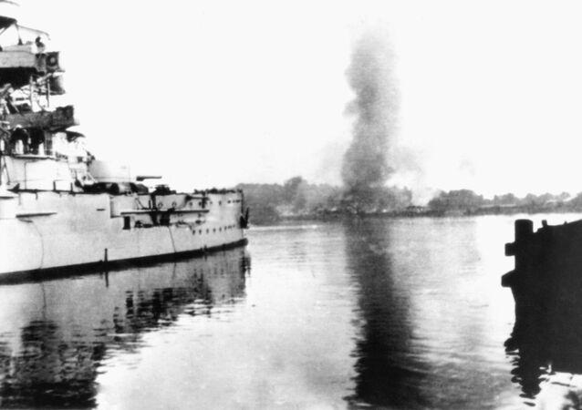Bombardowanie Polski w czasie II Wojny Światowej