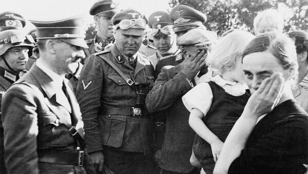 Adolf Hitler w Polsce - Sputnik Polska