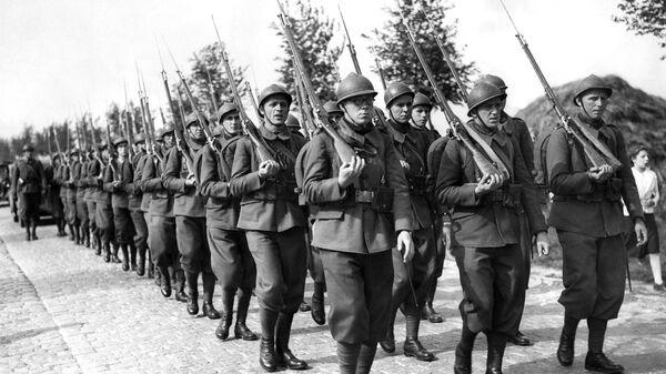 Polscy żołnierze podczas II Wojny Światowej - Sputnik Polska