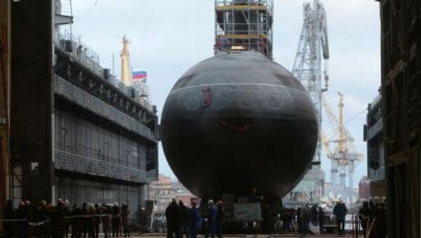 Okręt podwodny Noworosyjsk - Sputnik Polska